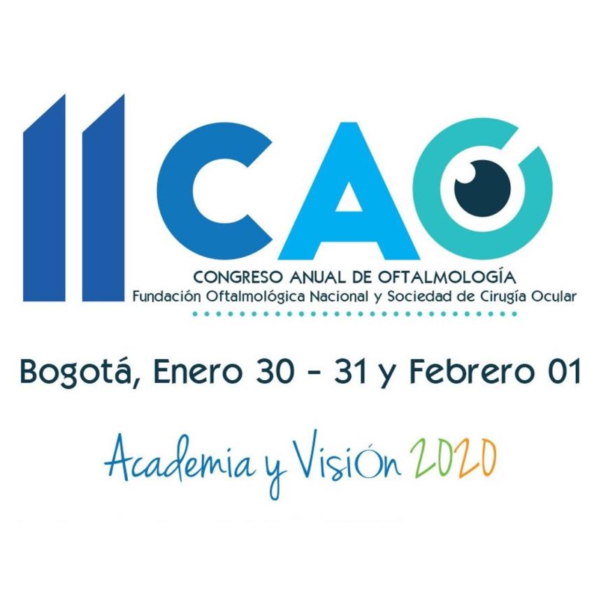 Congreso Anual de Oftalmología 2020